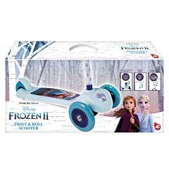 Trotineta cu 3 roti Twist & Roll Frozen 2 As Wheels, Multicolor