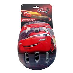 Casca de protectie Cars As Wheels, policarbonat/poliuretan, Multicolor