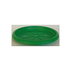 Farfurie ghiveci Diana 180/Dalia 180, verde