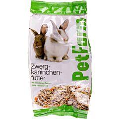 Meniu complet pentru iepuri Petfarm 1kg