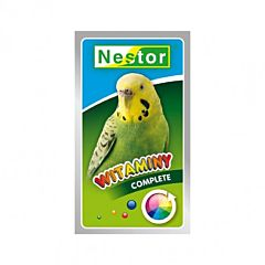 Vitamine complementare pentru perusi Nestor