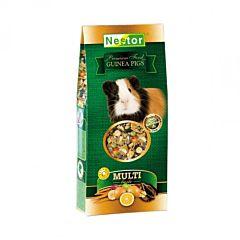 Hrana premium pentru porcusori de Guineea Nestor, 260g