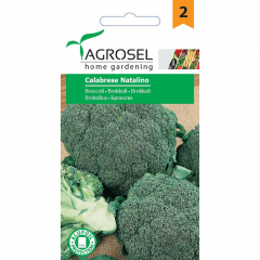 Seminte Broccoli Calabrese, Agrosel