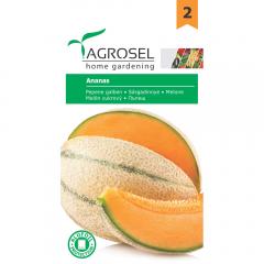 Seminte Pepene galben Ananas, Agrosel