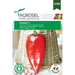 Seminte Ardei lung Potaisa F1 PG3