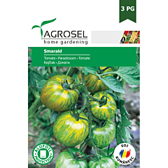 Seminte Tomate verzi smarald PG3