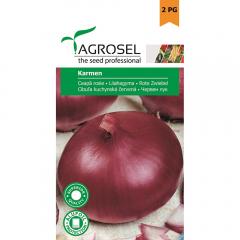 Seminte Ceapa rosie karmen, Agrosel