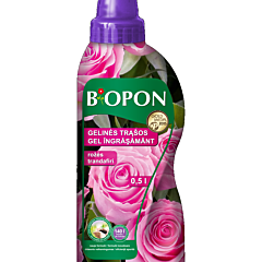 Ingrasamant gel pentru trandafiri 0.5l, Biopon