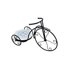 Bicicleta mica Mozaic, bleu