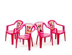 Scaun pentru copii Minnie Mouse