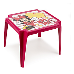 Masa pentru copii, Minnie Mouse