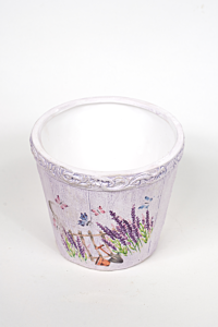 Ghiveci flori de lavanda 15 cm