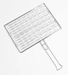 Grill dublu 40x28 cm, Carrefour