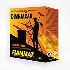 Anti funingine pentru cos, Flammat