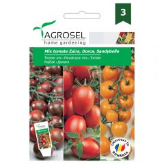 Seminte Tomate mix 3 (Zaira, Dorca, Sandybelle)