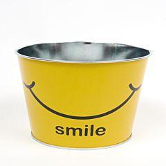 Masca zinc 10.5 cm Smile