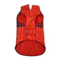 Jacheta pentru caini, 40 cm, Portocaliu