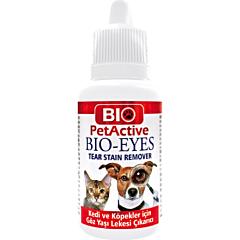 Solutie pentru ochi Bio-Eyes Bio Petactive, pentru caini si pisici, 50 ml