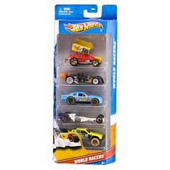 Set 5 masini, Hot Wheels