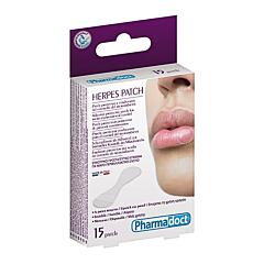 Plasture herpes, Pharmadoct 15 bucati