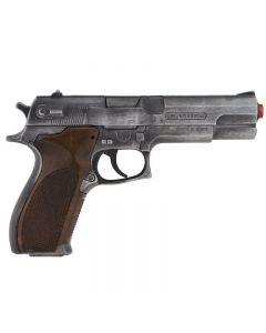 Pistol jucarie – Smith 45 Gold - 45/1