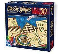 Jocuri de societate Colectie 50 de jocuri clasice, D-Toys