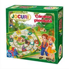 Joc colectiv Cararea pierduta cu Hansel si Gretel, D-Toys