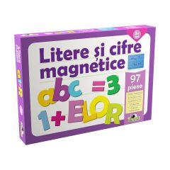 Jocul Literelor/Cifrelor magnetic