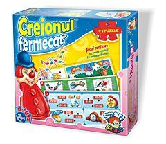 Joc educativ Creionul Fermecat D-Toys