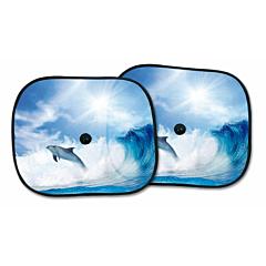 Parasolar aluminiu Dolphin X2 Bottari