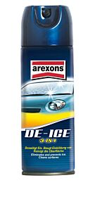 Spray pentru dezghetat parbrizul 300 ml, Arexons De-Ice 3in1