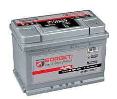 Baterie auto Argento Sorgeti, 12 V, 78 Ah,