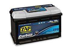 Baterie auto Carbon EFB ZAP, 12 V, 85 Ah