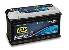 Baterie auto carbon EFB ZAP, 12 V, 100 Ah