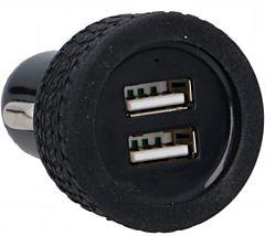 Stecher Usb Dunlop 2x2.1A 12/24V