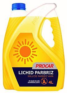Lichid de spalare parbriz vara Procar, 4L
