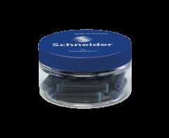 Patron 30 bucati, borcan, albastru Schneider