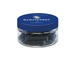 Patron stilou 30 bucati/borcan, albastru, Schneider