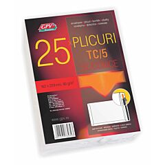 Plic TC/5 siliconic x 25 bucati GPV
