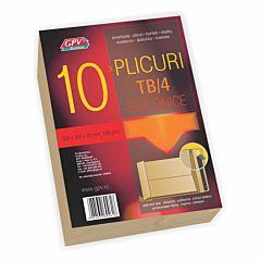 Plic TB/4 siliconic x 10 bucati GPV