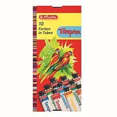 Tempera 16 ml 10 Culori/Set