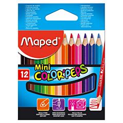 Set 12 creioane colorate Maped