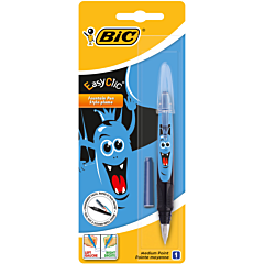 Stilou Easy Clic MONSTER, 1 buc/blister