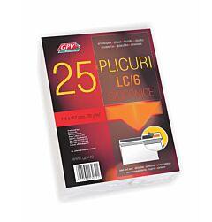 Plic LC/6 siliconic x 25 bucati GPV