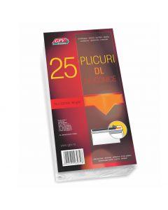 Plic DL siliconic x 25 bucati GPV