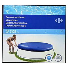 Husa protectie piscina, 305 cm
