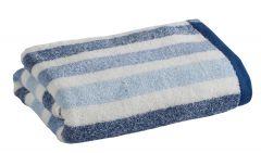 Prosop baie bleu 50x90