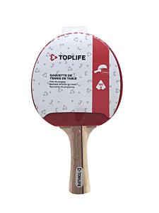 Palete tenis de masa Top Life, grosime cauciuc 1.2mm, greutate 150g.