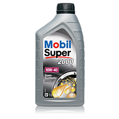 Ulei motor Mobil Super 2000x1 10w40 td 1l