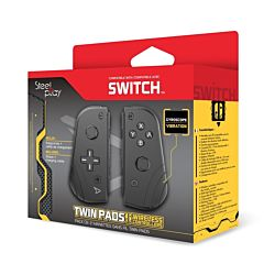 Set 2 controllere Steelplay pentru Nintendo Switch